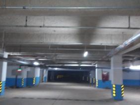 地下车库无机纤维喷涂